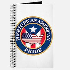 Puerto Rican American Pride Journal