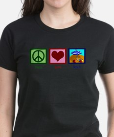 Peace Love Beach Tee