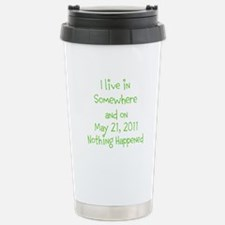 Unique 12 21 2012 Travel Mug