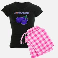 I Love Eggplant Pajamas