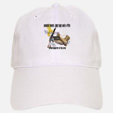 Army What Does Your Uncle Wear Baseball Baseball Cap