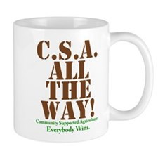 C.S.A. All The Way! Mug