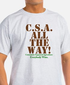 C.S.A. All The Way! T-Shirt