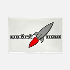 Rocket man Magnets