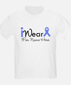 Personalize Esophageal Cancer T-Shirt