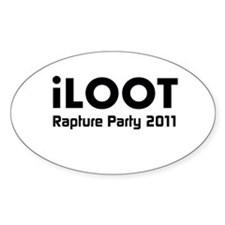 iLoot - Rapture Party 2011 Decal