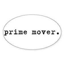 Prime Mover Decal