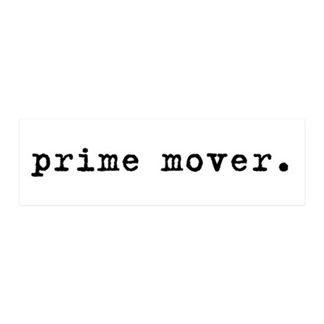 Prime Mover 21x7 Wall Peel