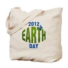 Earth Day 2012 Tote Bag