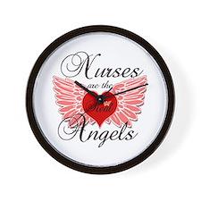 Funny Nursing Wall Clock