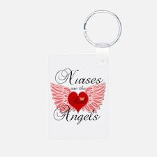 Cool Nurses Keychains