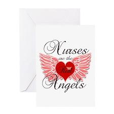 Funny Nurses Greeting Card