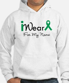 Personalize Liver Cancer Hoodie