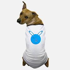 Winkin Blue Bunny Dog T-Shirt