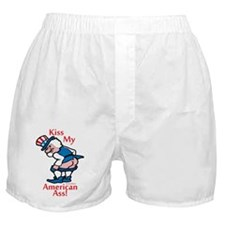 Cute Fourth july decorations Boxer Shorts