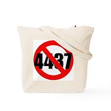 No HR 4437 Tote Bag
