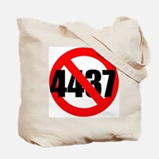 No HR 4437 Tote Bag