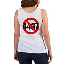 No HR 4437 Women's Tank Top