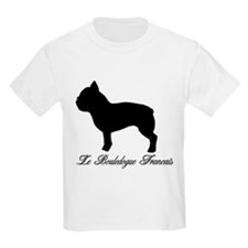French Bulldog Kids T-Shirt