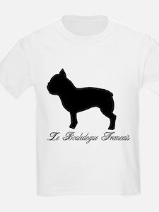 French Bulldog Kids T-Shirt