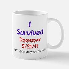 I Survived Doomsday! Mug