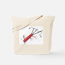 Cute Swiss army Tote Bag