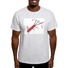Unique Bagpipe T-Shirt