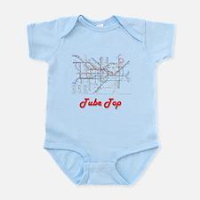 Tube Top Infant Bodysuit