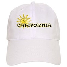 California Sunshine Baseball Cap