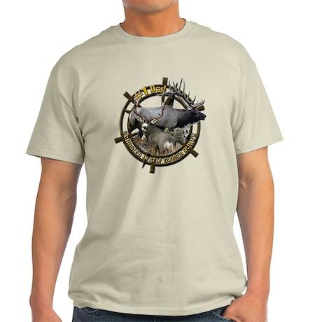 Hunting dad Light T-Shirt