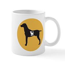 Dog eat Cat Mug