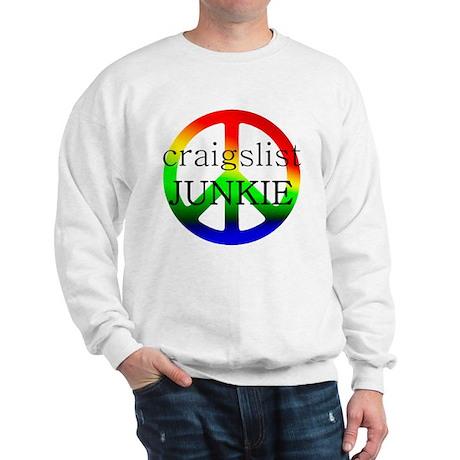 craigslist JUNKIE Sweatshirt