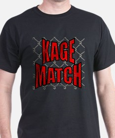 Kagematch Red on T-Shirt