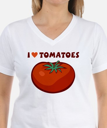 I Love Tomatoes Shirt