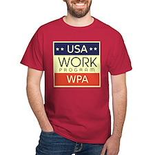 WPA Logo T-Shirt
