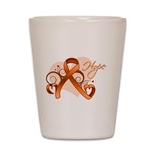 Hope Multiple Sclerosis Shot Glass