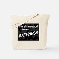 Cute Maths teacher Tote Bag