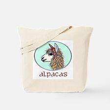alpaca annie's Tote Bag