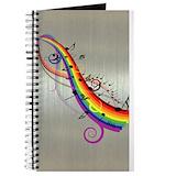 Rainbow Journals & Spiral Notebooks