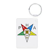 PHA Eastern Star Keychains