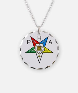 PHA Eastern Star Necklace