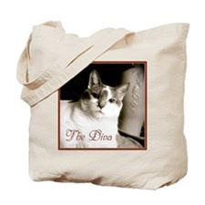 Cool Catlover Tote Bag
