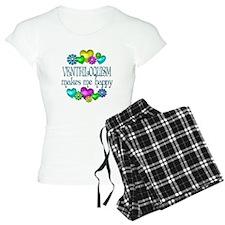 Ventriloquism Pajamas