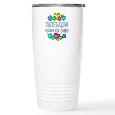 Ventriloquism Travel Mug