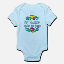 Ventriloquism Infant Bodysuit