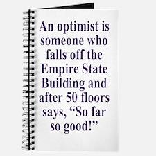An optimist is Journal