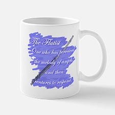 Flutist Verse Mug