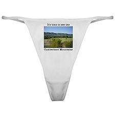 Funny Cumberland Classic Thong