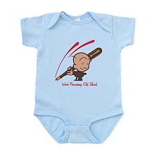 Fountain Pen Infant Bodysuit