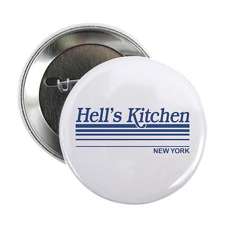 Hell's Kitchen New York Button